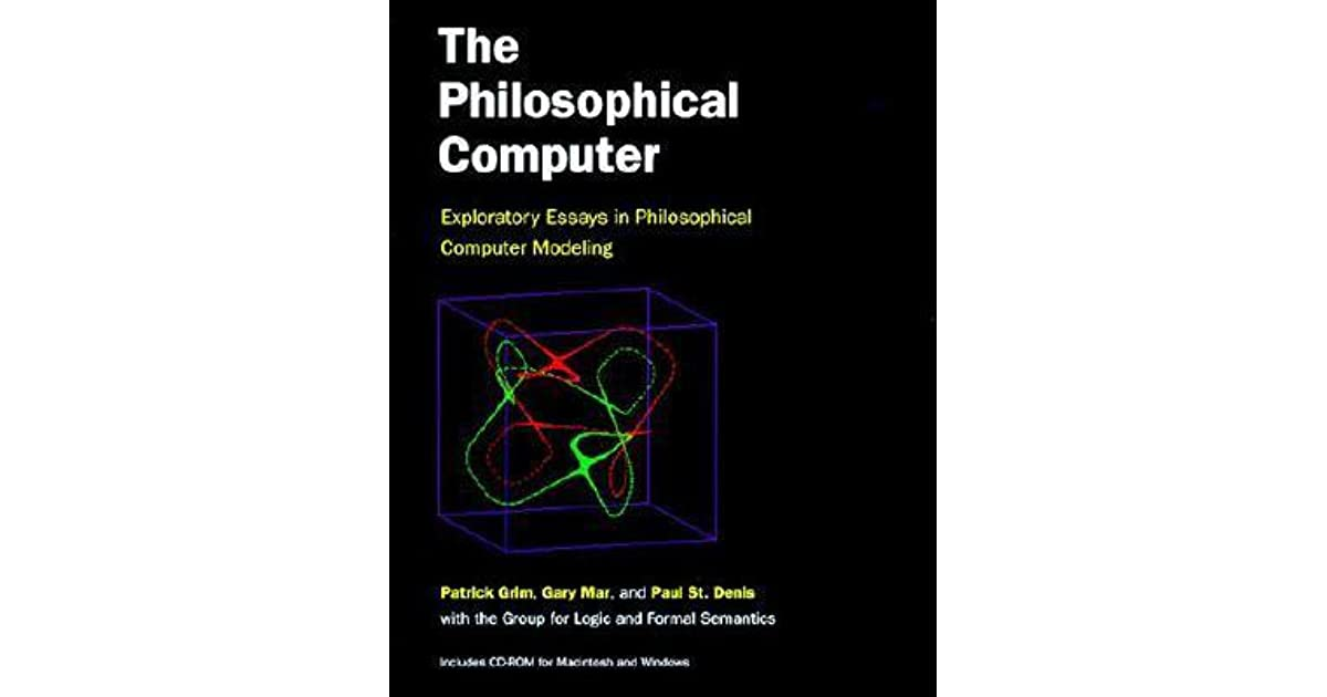 computer computer essay exploratory in modeling philosophical philosophical 110711 the 6 pillars of steve jobs's design philosophy beyond some phenomenal products, steve jobs helped define exactly what good design meant for the computer age.