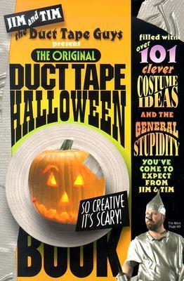 The Original Duct Tape Halloween Book