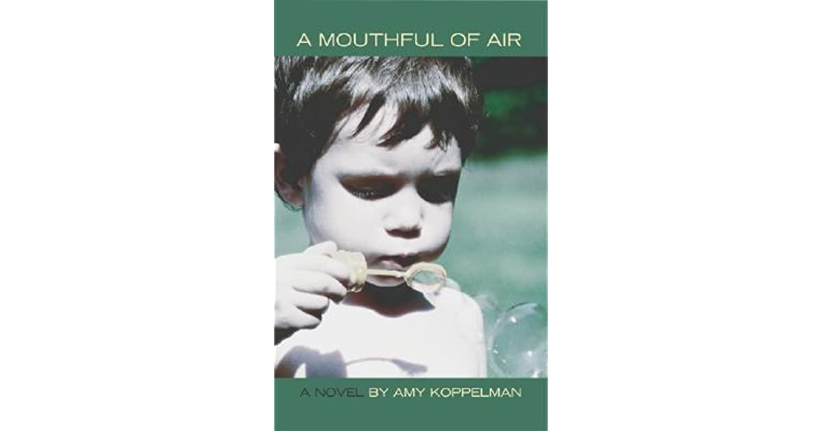 A MOUTHFUL OF AIR EBOOK