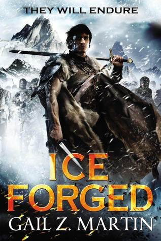 Ice Forged (Ascendant Kingdoms, #1)