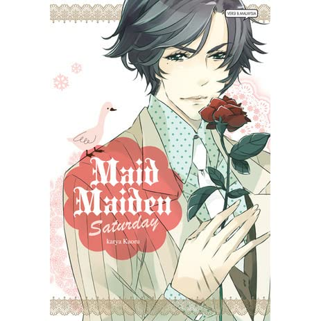Maid Maiden Saturday (Maid Maiden #6) by Kaoru