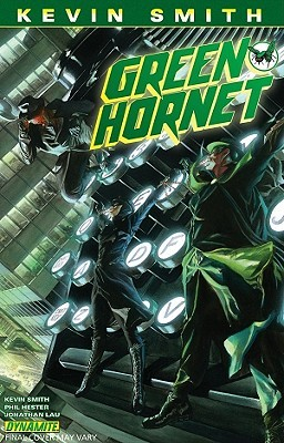 Kevin Smith's Green Hornet, Vol. 2: Wearing o' the Green