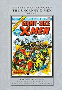 Marvel Masterworks: The Uncanny X-Men, Vol. 1