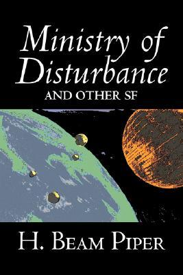 Ministry of Disturbance and Other SF cover illustration, Aegypan 2007