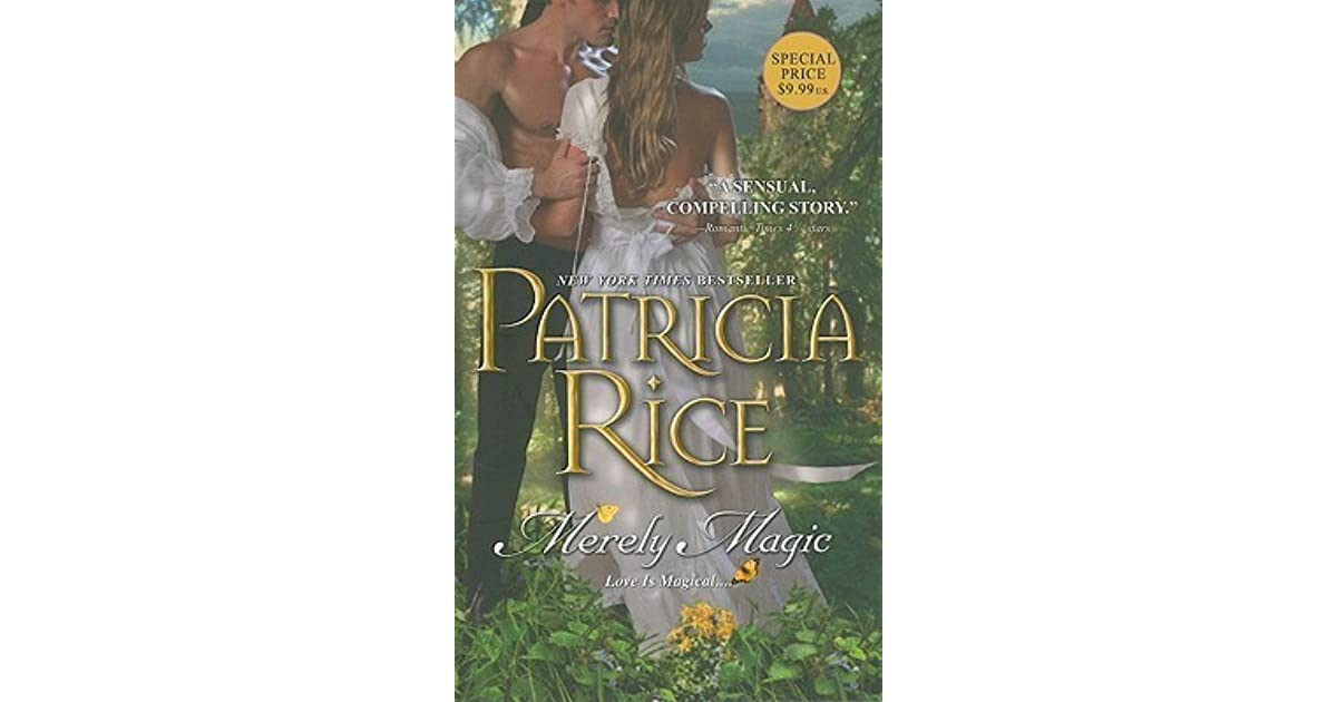 Merely Magic Magic 1 By Patricia Rice border=