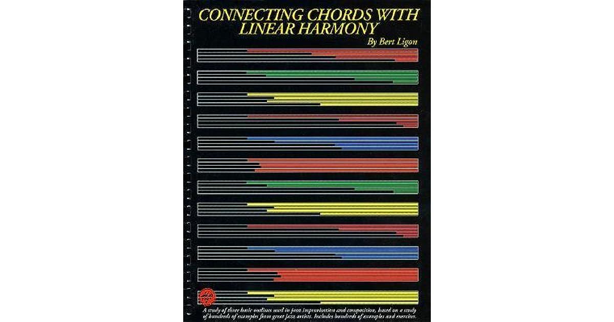 Bert Ligon Connecting Chords With Linear Harmony Pdf