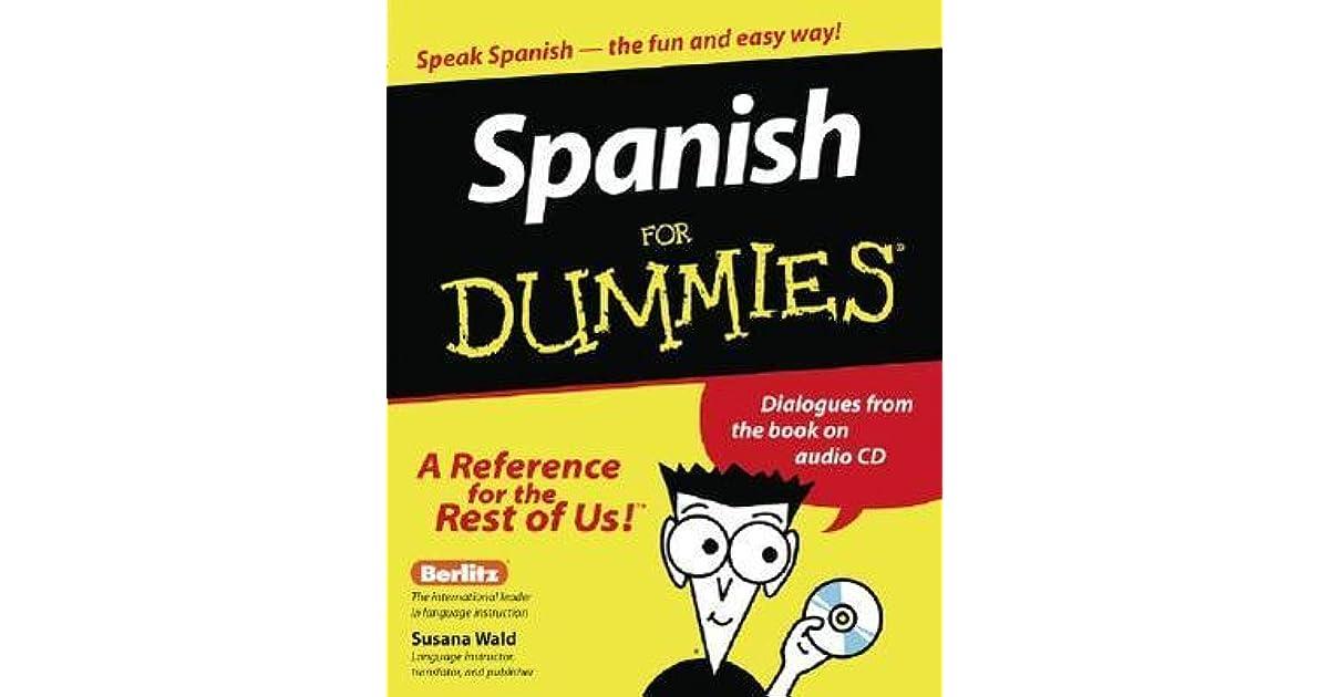 Spanish For Dummies Ebook