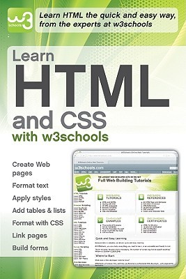 Learn HTML and CSS with w3schools by Hege Refsnes