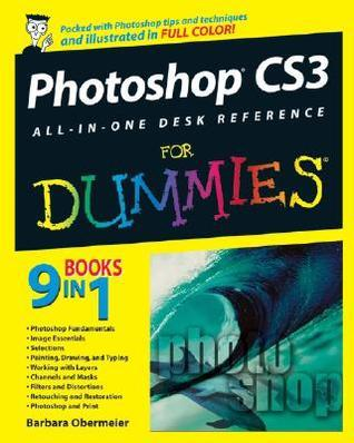 Photoshop CS3 All-in-One Desk Reference for Dummies (ISBN - 047011195X)