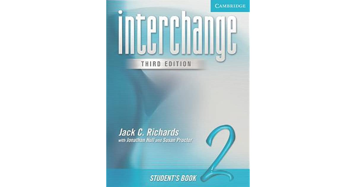 Interchange 2 students book by jack c richards fandeluxe Gallery