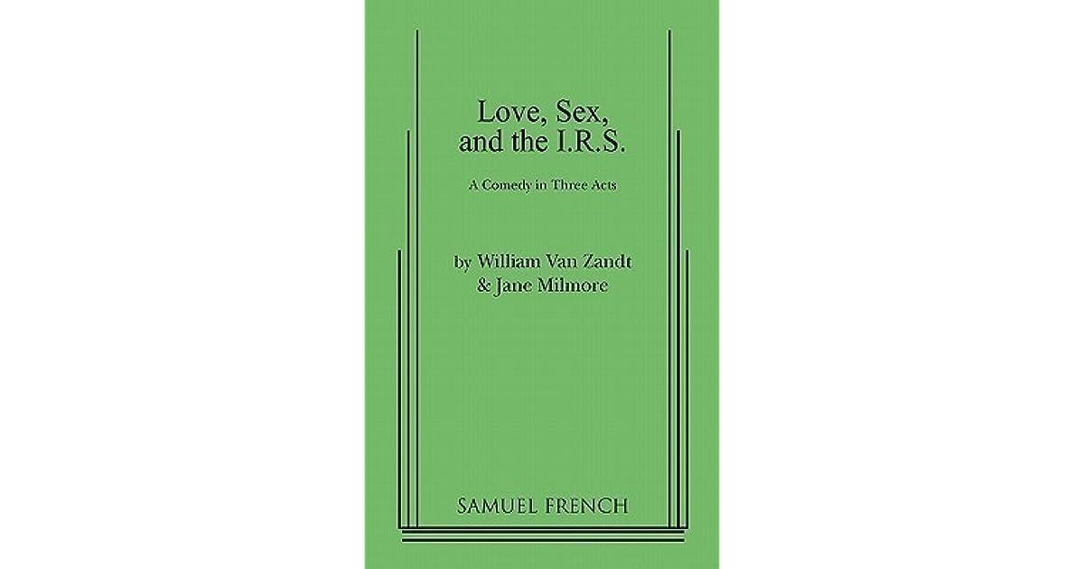 William van zandt love sex & the irs