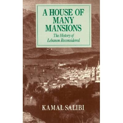 The History of Lebanon Reconsidered