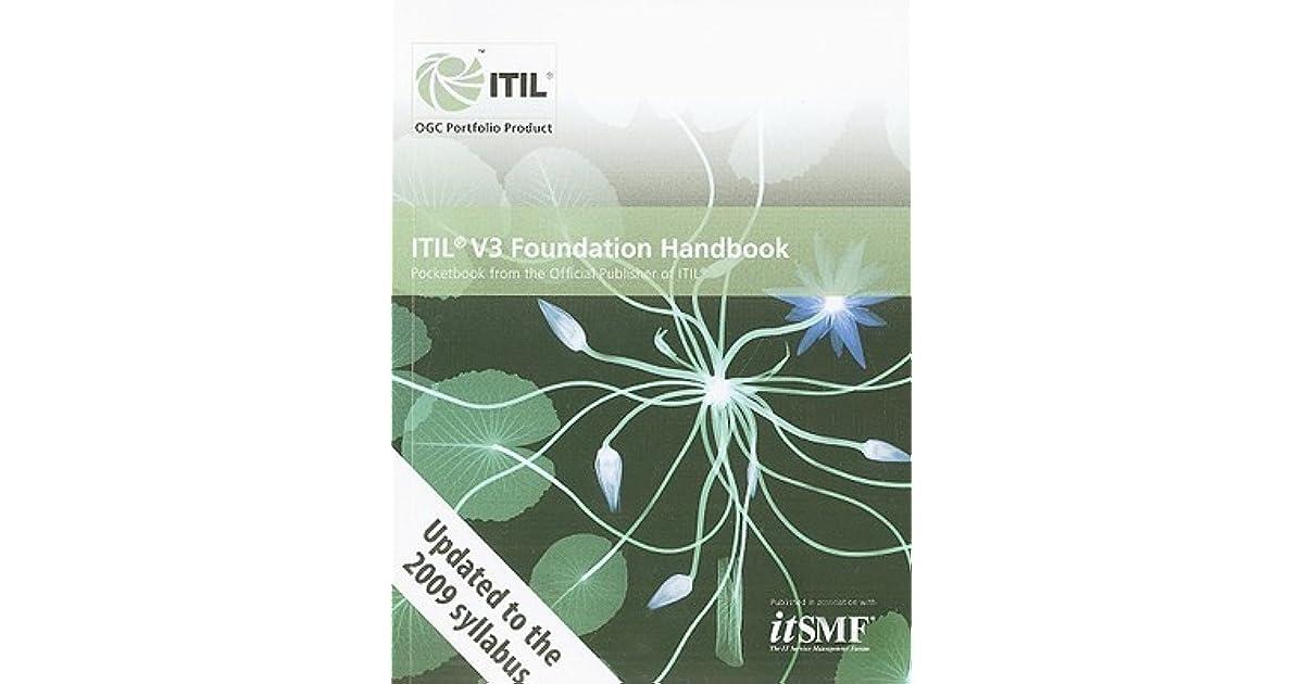 Itil V3 Foundation Official Book