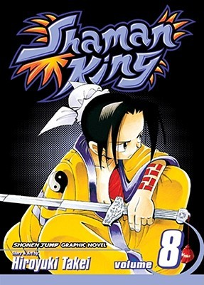 Shaman King, Vol. 8: The Road to the Tao Stronghold