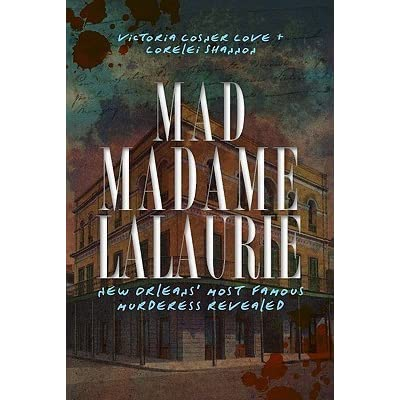 Image result for mad madame lalaurie