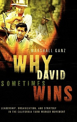 Why David Sometimes Wins: Leadership, Organization, and Strategy in the California Farm Worker Movement