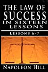 The Law of Success, Volume VI & VII: Imagination & Enthusiasm by Napoleon Hill