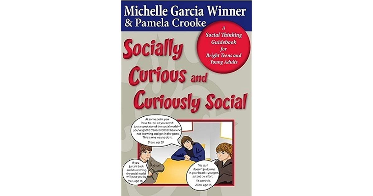 Socially Curious, Curiously Social A Social Thinking -4396
