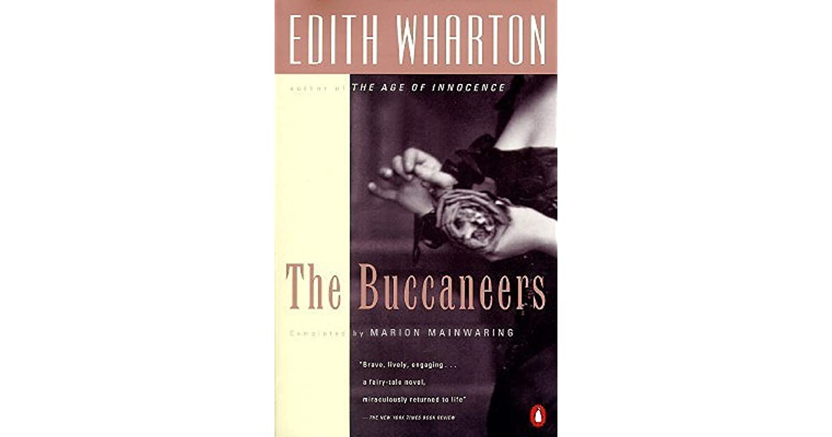 7df3f600 The Buccaneers by Edith Wharton