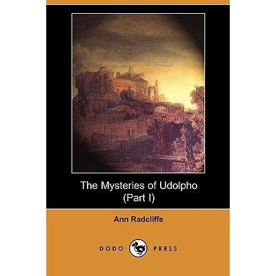 The Mysteries of Udolpho Summary & Study Guide