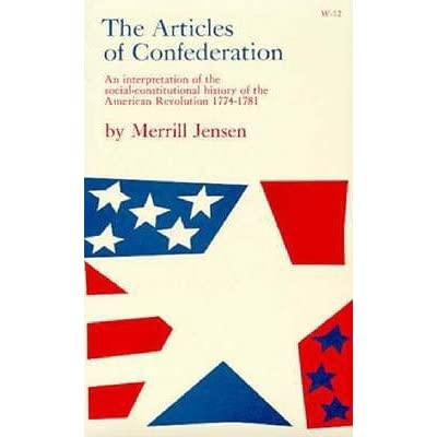 an introduction to the history of articles of confederation Articles of confederation webquest: introduction after declaring independence in 1776, congress had tried to unite the states under one national government this proved to be a difficult task.