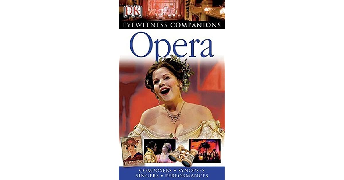 Eyewitness Companions Opera