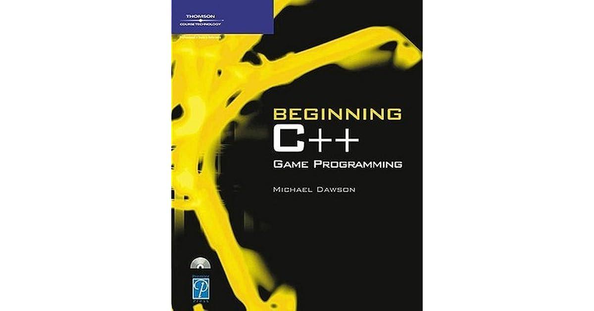 Beginning C++ Game Programming by Michael Dawson PDF Free ...