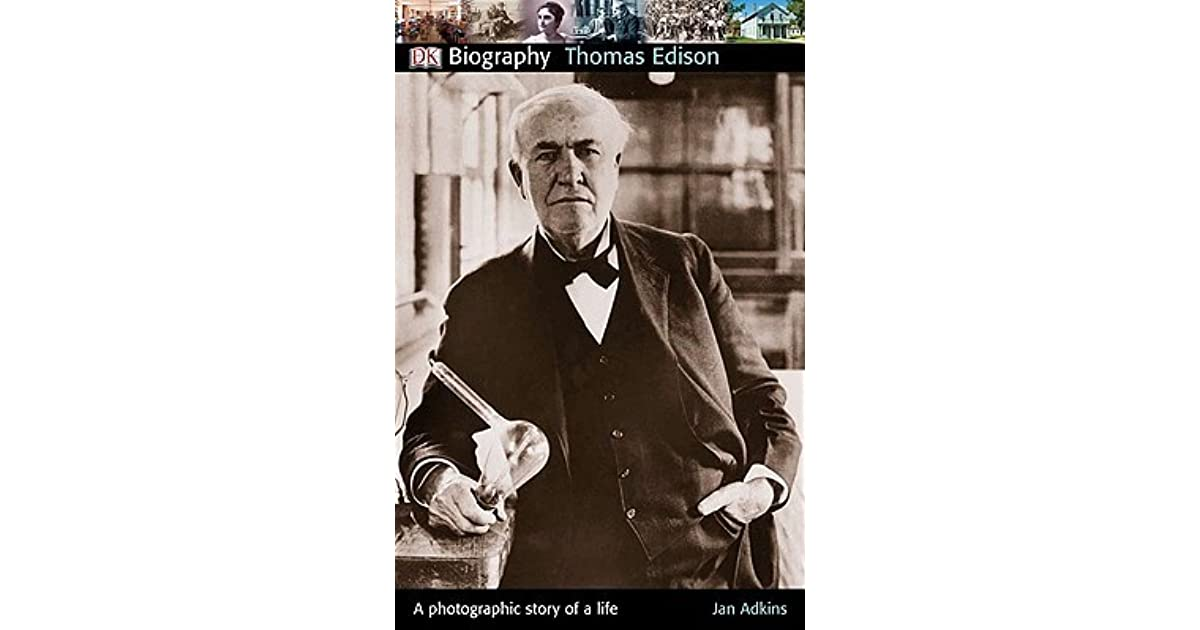 a biography of thomas alva edison a great american inventor Find great deals on ebay for thomas edison biography shop with confidence.