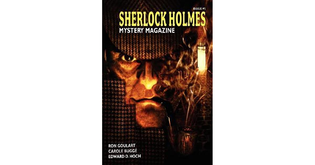 Sherlock Holmes Mystery Magazine #1