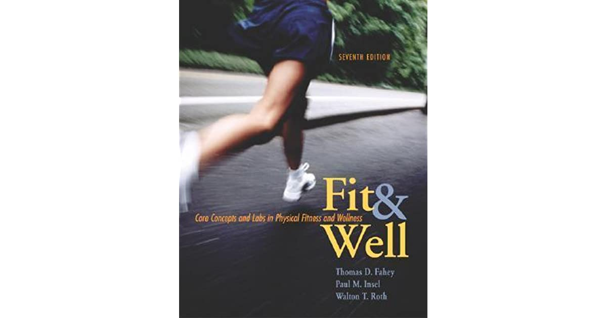 Fit and well core concepts and labs in physical fitness and fit and well core concepts and labs in physical fitness and wellness with online learning center passcode daily fitness and nutrition journal by thomas fandeluxe Gallery
