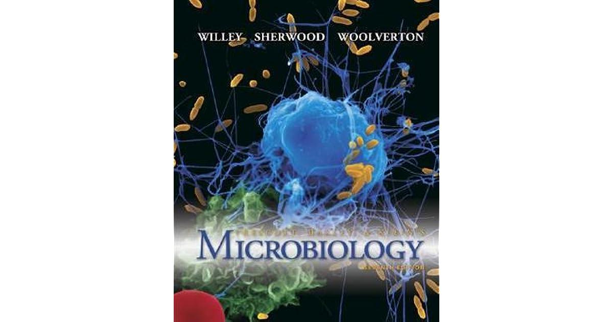 Microbiology pdf prescott edition textbook 7th