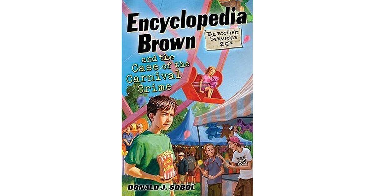 Encyclopedia Brown Series
