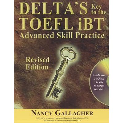 delta toefl ibt ebook