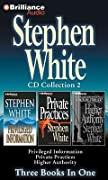 Stephen White Compact Disc Collection
