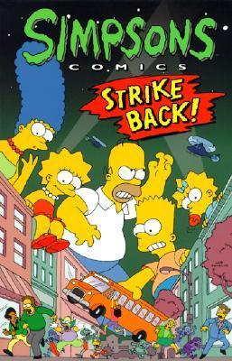 Simpsons Comics Strike Back