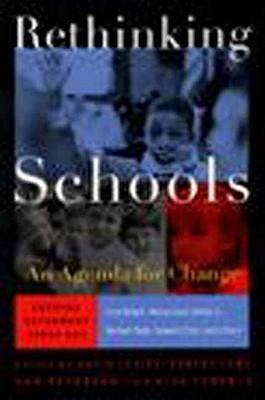 Rethinking Schools by David P. Levine