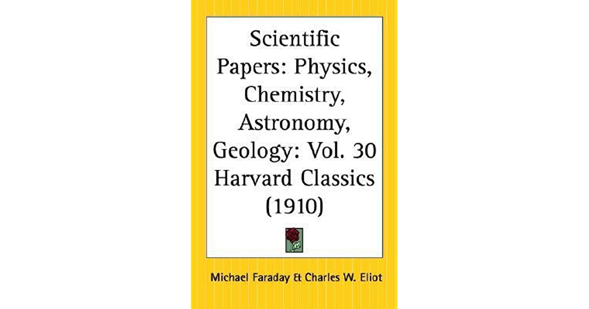 Scientific Papers: Physics, Chemistry, Astronomy, Geology: Part 30