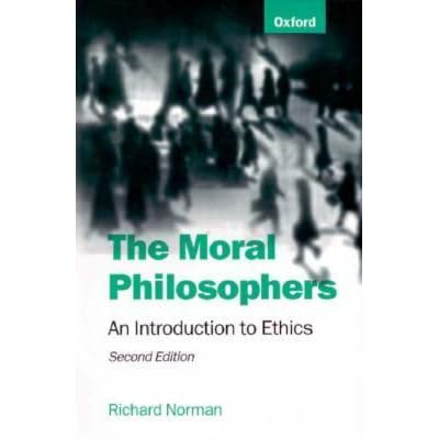 an introduction to the ethics or moral philosophy