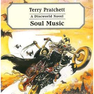 soul music goodreads discworld pratchett terry