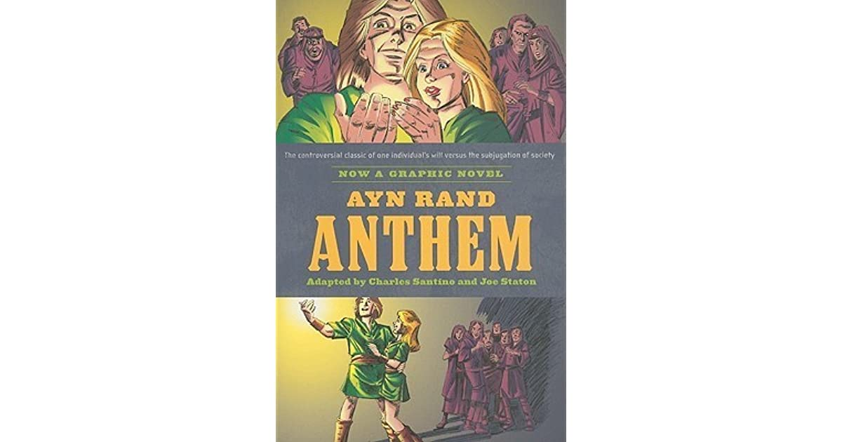 equality as portrayed in ayn rands anthem One example of irony in anthem is the ongoing dramatic irony in which the reader knows that equality 7-2521 is an individual person, yet refers to himself as we dramatic irony occurs when the.