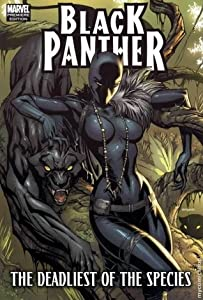Black Panther: The Deadliest of the Species