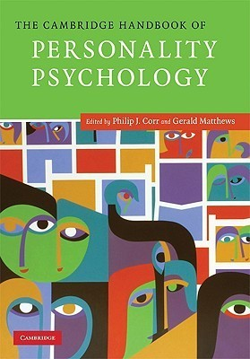 The Cambridge Handbook of Personality Psychology - P.J