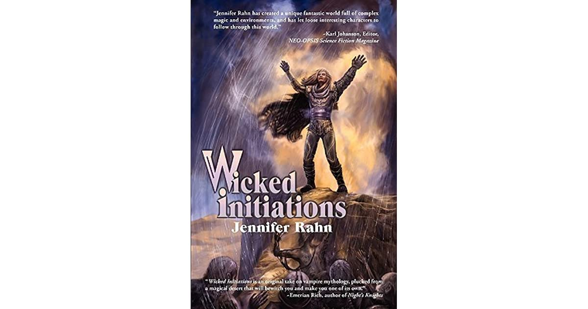 Wicked Initiations (Legends of Temlocht)