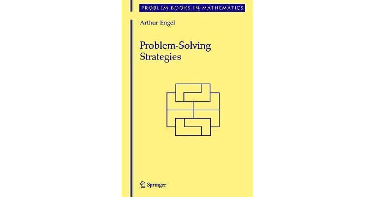 engel problem solving strategies
