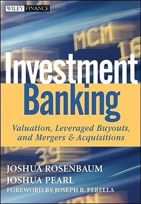 Image result for investment banking joshua rosenbaum