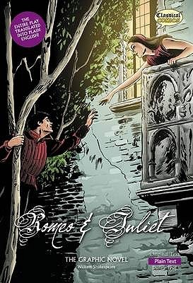 Romeo and Juliet: Plain Text: The Graphic Novel
