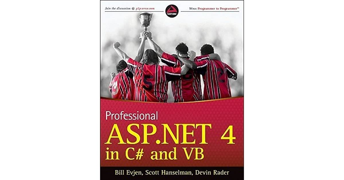 beginning asp.net 4 in c# and vb ebook free