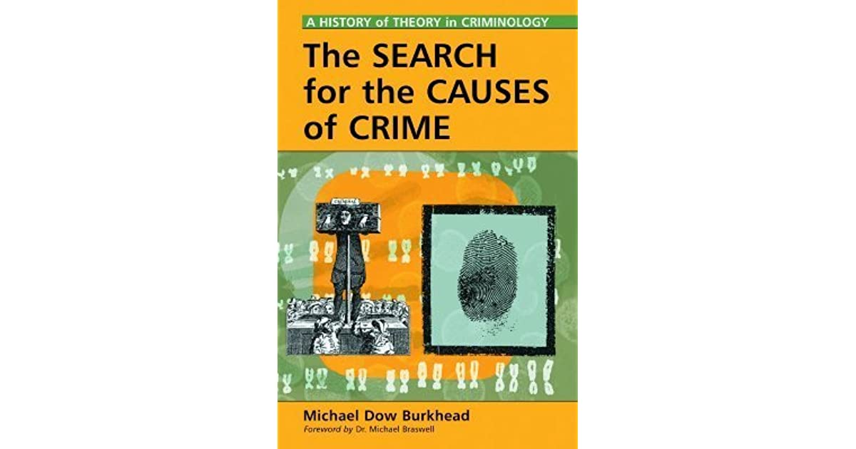 criminology theories and story View and download criminological theories in this research he described a story of great success elating the two criminology theories to the.