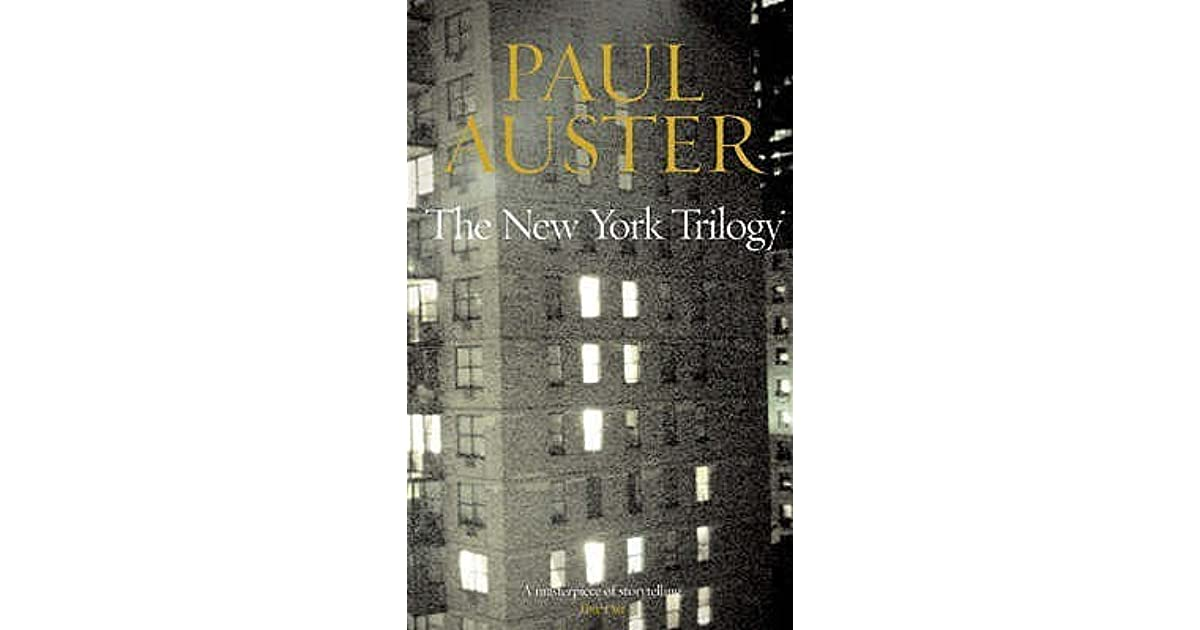 Paul auster s the new york trilogy