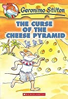 The Curse Of The Cheese Pyramid (Geronimo Stilton)